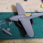タミヤ Bf109G-6